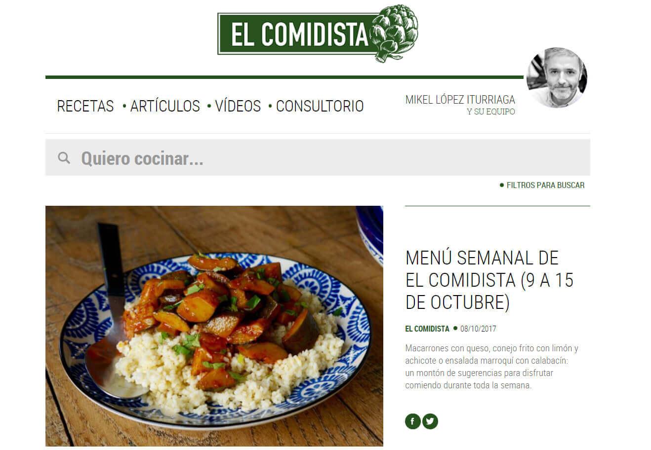 blog comida fooding