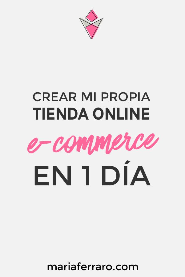 Como Crear Tu Propia Tienda Online Ecommerce en Un Día con Shopify