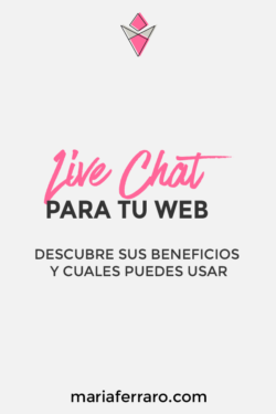 Live Chat para tu web (WordPress y Shopify)