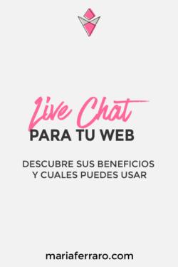 Live Chat para tu web (WordPress y Shopify)
